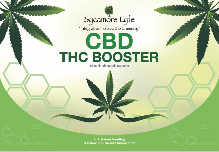 CBD THC Booster
